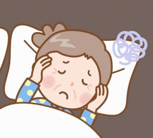 シニア_不眠症