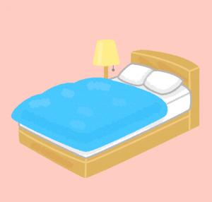 【トップページ】ベッド